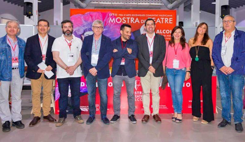 Mostra de Teatre d'Alcoi AGCPV 2018