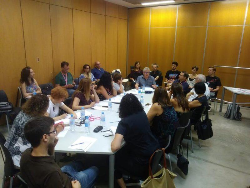 L'AGCPV ha participat al festival «RUSSAFA ESCÈNICA»